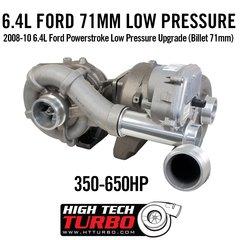 HTT Billet 71MM Low Pressure Turbo - 6.4 Power Stroke