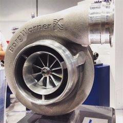 BorgWarner S400SX-E 76/96