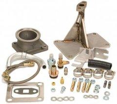 Turbonetics T4 Pedestal Kit - 6.0 Power Stroke