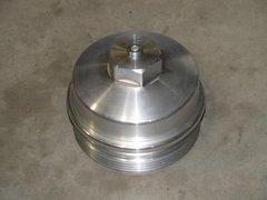HDP 6.0/6.4 Billet Aluminum Oil Filter Cap