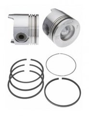 Mahle Piston Assembly - 6.0 Power Stroke