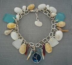 Beachcombers Charm Bracelet
