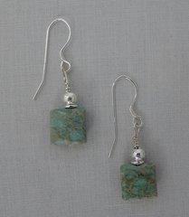 Aqua Terra Jasper Earrings