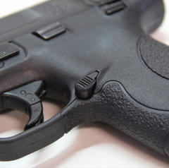 Enhanced Carry Mag Release for S&W Shield Pistols