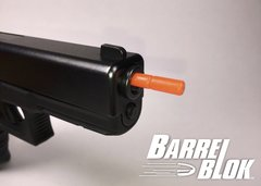 Barrel Blok, Pistol