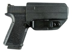 Quick N' Dirty Concealment Holster