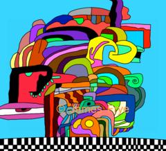 """""""Abstract Pleasures II"""""""