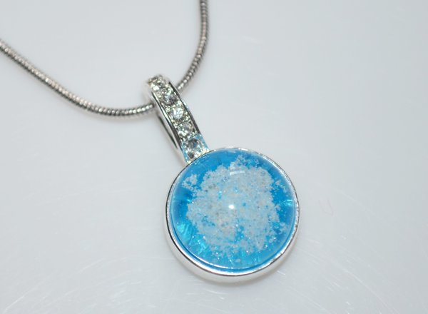 jewelry made from ashes of loved ones cremation jewelry ashes necklace made in honor of your 737
