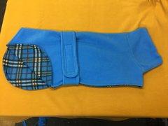 Dog Fleece Double or Single Layer Walkout Coat
