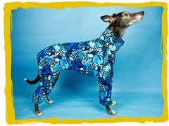 Dog Fleece 4 Legged PJ's