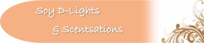 Soy D-Lights and Scentsations