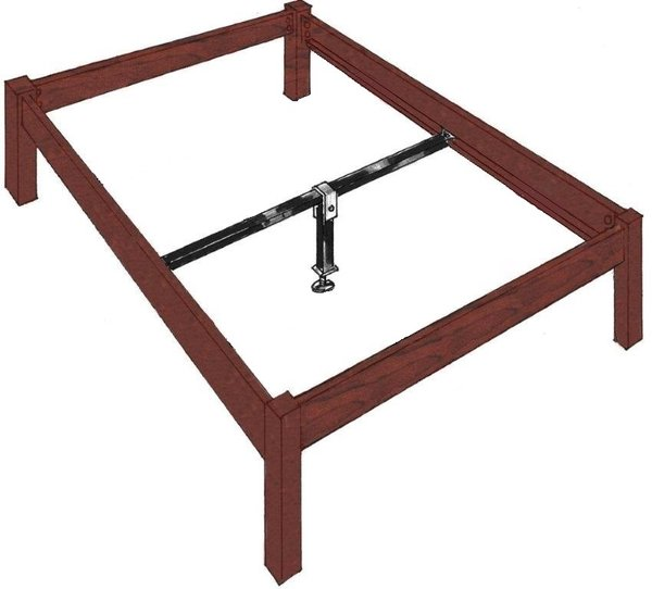 Metal Bed Frame Angle Clamps