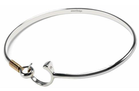 Equestrian St. Croix Hook Bracelet