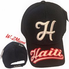 Haitian Pride Fitted Hats