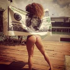 100 DOLLAR BEACH TOWEL