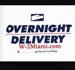 Overnight Shipping