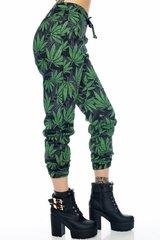 Miami Stoner Jogger Pants 420