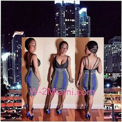 Wow Couture Blue Zebra