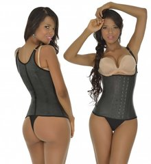 W2M Classic Latex Girdle Vest For Women