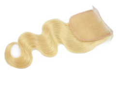 BLONDE BODY WAVE CLOSURE