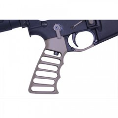 ULTRALIGHT SERIES SKELETONIZED ALUMINUM PISTOL GRIP (FLAT DARK EARTH)