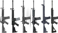 Create Your Own AR-15 Pistol or Rifle in 223, 7.62X39 and 300 Blackout!
