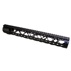 Diamond Keymod Rail Free Float Handguard Milspec 223/556/300BLK