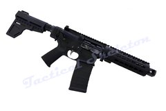 "7.5"" 300 BLACKOUT TAKEDOWN AR15 PISTOL"