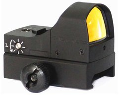 Tac Vector Optics Sphinx Pistol Red Dot Sight 1x22