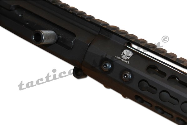 16 Quot Side Charging 300 Blackout Complete Upper Tactical
