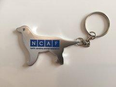 NCAF Key Chain