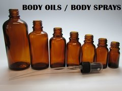 BODY OILS AND SPRAYS