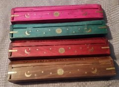 INCENSE STICK/CONE BOX HOLDERS
