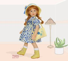 Peppina 2016 Doll Collection