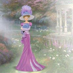 Promise in Purple Alzheimer's Figurine