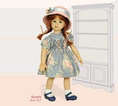 Ninette 2016 Doll Collection