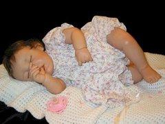 Ann The Sleeping Baby