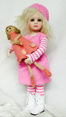 Christy and Her Favorite Doll