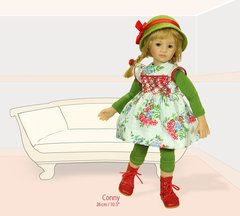 Cony 2016 Doll Collection