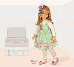 Abigail 2016 Doll Collection