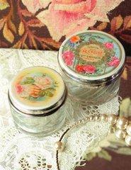 Victoriana Vanity Jars