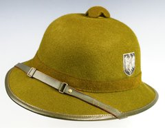 Unissued Heer Second Pattern Felt Pith Helmet