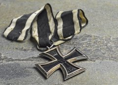 IMPERIAL IRON CROSS SECOND CLASS 1914