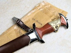 """Outstanding """"Tagged And Bagged"""" S.A. Dagger"""