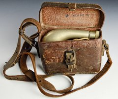 IMPERIAL JAPANESE TYPE 93 FIELD TELEPHONE SET