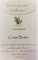 BARONS CREAM BRULEE COFFEE