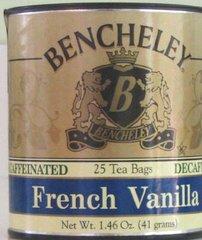 BENCHELEY DECAF FRENCH VANILLA TEA