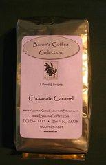 BARONS CHOCOLATE CARAMEL * GROUND