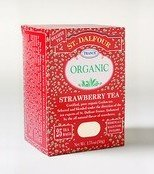 St Dalfour Strawberry Organic Black Tea