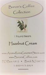 BARONS HAZELNUT CREAM COFFEE